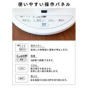 扇風機  サーキュレーター 18畳 ボール型左右首振り ホワイト 涼しい サーキュレーターアイ PCF-SC15 アイリスオーヤマ(あすつく)|petkan|14