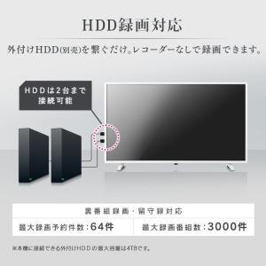 テレビ 40型 本体 液晶テレビ 新品 アイリスオーヤマ フルハイビジョンテレビ 40インチ 40FB10P|petkan|08