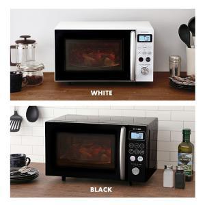 電子レンジ おしゃれ オーブンレンジ ホワイト ブラック 調理器具 VAL-16T-B EMO6013-W アイリスオーヤマ|petkan|03