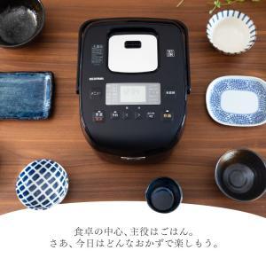 炊飯器 圧力IH IH炊飯器 圧力IH炊飯ジャー 圧力IH炊飯器 銘柄炊き 5合(5.5合) IH RC-PA50-B アイリスオーヤマ|petkan|04