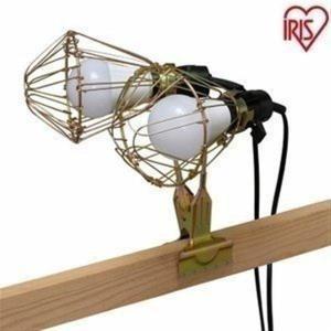 LEDクリップライト屋内用 200W形相当 ILW-325GC3 アイリスオーヤマ