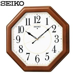 セイコー 電波時計 電波掛時計 KX389B|petkan