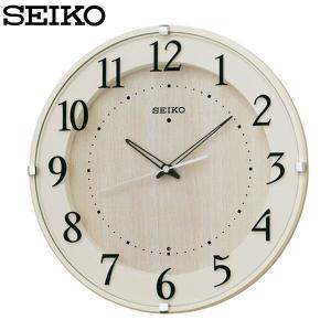 セイコー 電波時計 電波掛時計 KX397A|petkan
