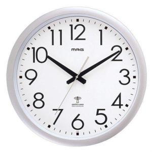 電波時計 掛け時計 ウェーブ420 W-462-SM ノア精...