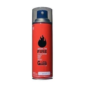 天ぷら油火災に最適! スプレータイプで簡単操作。 消火後の後始末がラク。 使用後はご家庭で処分が可能...