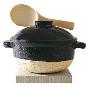 かまどさん 1合炊き CT-02 長谷製陶