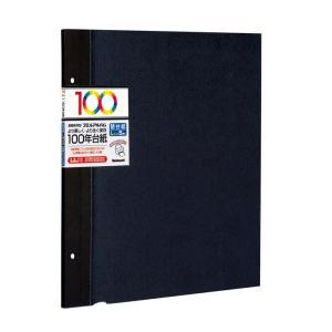 100年台紙 Lサイズ5枚入り 黒 アH-LFR-5-D ナカバヤシ|petkan