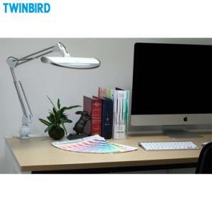 LEDダブルアームライトREFLECTECH Pro LE-H832W ホワイト ツインバード|petkan