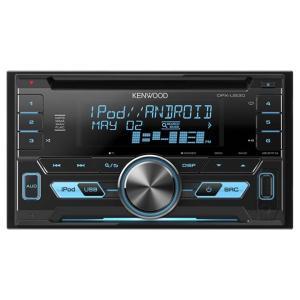 KENWOOD 1DINオーディオデッキ(CD/USB/iPod) DPX-U530 カー用品 車用 車載用品 カーオーディオデッキ petkan