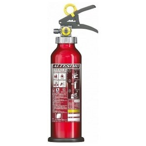 ABC粉末消火器4型蓄圧式 MEA4H モリタ宮田工業株式会社 消火器 家庭用 業務用 スタンド