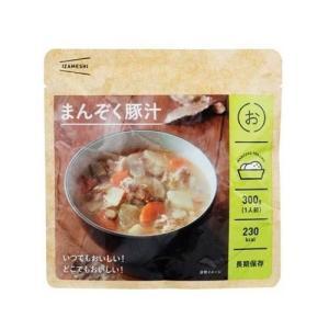 IZAMESHI まんぞく豚汁 635-243 IZAMESHI (B)