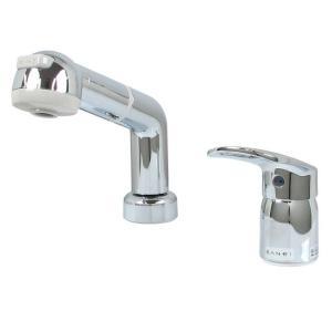 シングルスプレー混合栓(洗髪用) K3761EJV-C-13 三栄水栓|petkan