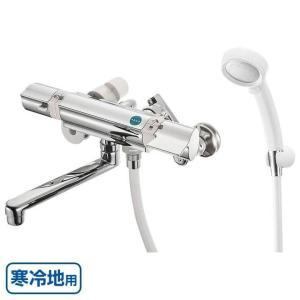 サーモシャワー混合栓(レイニー付)(寒冷地用) SK18121CT3UK-13 三栄水栓|petkan
