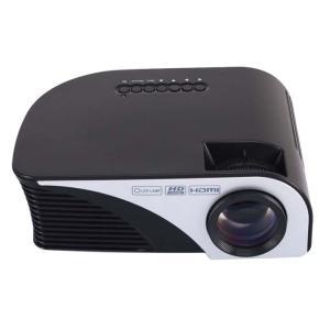 RAMASU LEDプロジェクター ブラック RA-P1200 池商 (D)|petkan|02