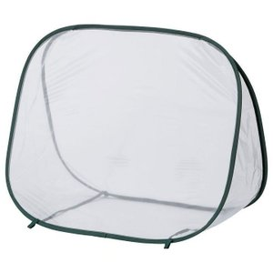 ポップアップ式温室 ビニール:クリア GRH-16 タカショー 簡易 ミニ 小型 温室(D)|petkan