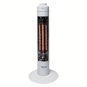 ヒーター ハロゲンヒーター スリム スリムハロゲンヒーター 300W 暖かい おしゃれ コンパクト 一人暮らし PH-307 TEKNOS テクノス|petkan