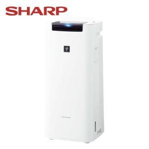 加湿空気清浄機 ホワイト シャープ 加湿 加湿器 空清 乾燥...