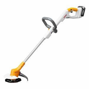 充電式刈払機 BK-1801L5 661202A リョービ (TC)ガーデン機器 家庭用 手軽 電動草刈り機 草刈機 刈払機 刈払い機|petkan