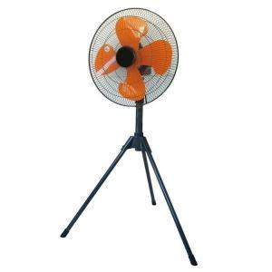 工業扇風機 ブラック KG-457R TEKNOS (D)(B)|petkan