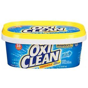 日本版の成分に洗浄成分(界面活性剤)をプラスしたオキシクリーン。 衣類の汚れはもちろん、頑固な油汚れ...