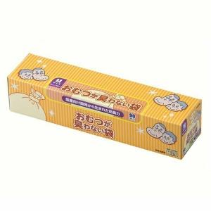 臭わない袋BOS大人用箱型 (Mサイズ90枚)   クリロン化成 (D)
