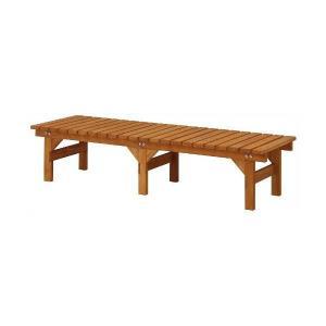 ガーデンベンチ 椅子 縁台 花台 木製 イス ベンチ BMSH-185N petkan