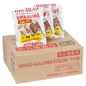 SUPER BALANCE 6YEARS 20袋...の商品画像