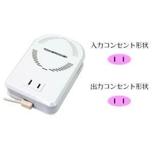 海外旅行用薄型変圧器 ダウントランス 120W/70W TI-78 ◆110〜130/220〜240...
