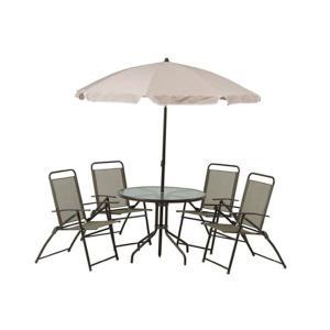 ガーデンテーブルセット 6点セット KFSET-020 79769|petkan