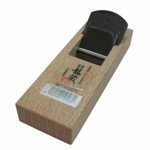 ミニ鉋二枚刃 42×150mm 角利産業|petkan