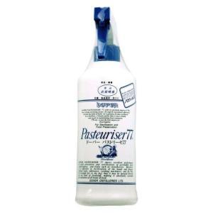 純水使用、酒精77度の除菌スプレー「ドーバー パストリーゼ77」 酒類製造の長年に渡るノウハウから生...