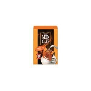 ドリップコーヒー セット マイルドブレンド 30袋モンカフェ ドリップコーヒー T 業務用 飲食店|petkan