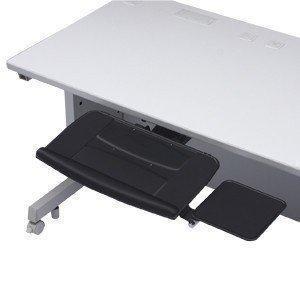 サンワサプライ エルゴノミクス キーボードスライダー CR-KB2 マウステーブル 代金引換不可