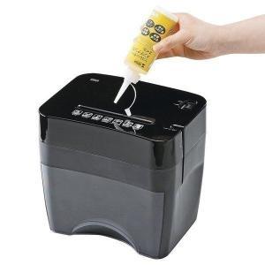 シュレッダーメンテナンスオイル シュレッダー 電動 オイル PSD-CD1