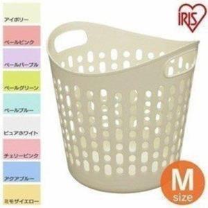 ランドリーバスケット 洗濯かご ソフトバスケット Mサイズ SBK-400 アイリスオーヤマ petkan