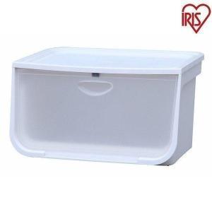 フラップボックス 収納ボックス 収納ケース FLP-L アイリスオーヤマ 衣装ケース|petkan
