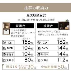 カラーボックス 2段 CX-2 アイリスオーヤマ|petkan|14