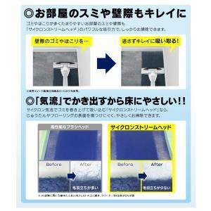 掃除機 ハンディ クリーナー コードレス 超軽量 スティッククリーナー サイクロン アイリスオーヤマ IC-SLDC1|petkan|04