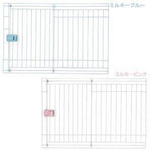 アイリスオーヤマ システムサークル単品 ST-609D(長面ドア付) ミルキーピンク・ミルキーブルー|petkan
