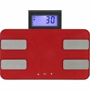 体重計 コンパクト 体組成計 体脂肪 筋肉量 小型 薄型 体...