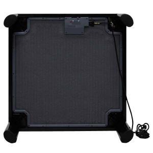 (在庫処分特価!)こたつ テーブル 正方形 ヒーター フラットヒーターこたつ FHK75-W FHK75-B ホット|petkan|03