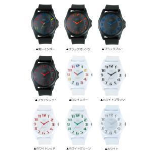 腕時計Q&Q 【メール便】 腕時計 Q&Q 9色 VR46 カラフル おすすめ 人気 ウォッチ アームウォッチ
