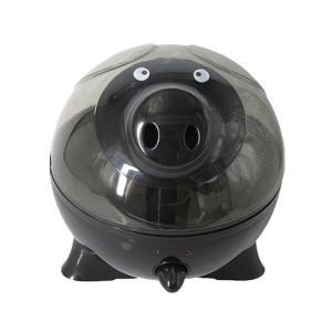 ブタの超音波加湿器 J59 ブラック・ピンク SIS(B)|petkan|02