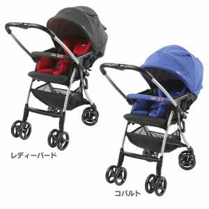 赤ちゃん 両対面ベビーカー タイヤ切り替え機能 軽量Joie ベビーカー スマバギ4WD 41871...