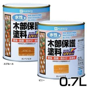 カンペハピオ 水性木部保護塗料 0.7L|petkan