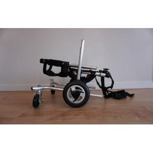 車椅子用 補助輪 オプション - サイズ: S用 petlab