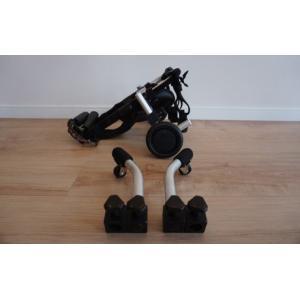 車椅子用 補助輪 オプション - サイズ: S用 petlab 02