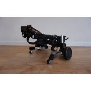車椅子用 補助輪 オプション - サイズ: S用 petlab 04