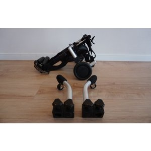 車椅子用 補助輪 オプション - サイズ: XXL用|petlab|02