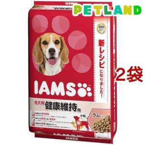 アイムス 成犬用 健康維持用 ラム&ライス 小粒 12kg×2個の商品画像|ナビ